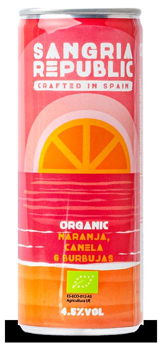 Naranja, Canela & Burbujas 250ml